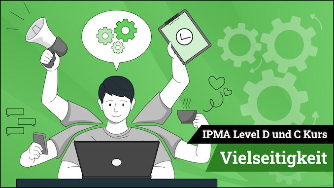 IPMA Level D und IPMA Level C Vielseitigkeit