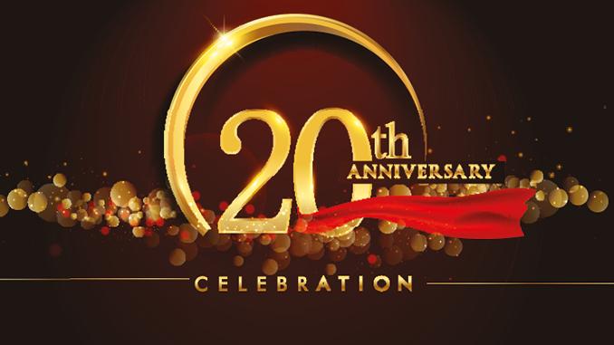20 Jahre Firmenjubiläum Projektmanagement Zentrum