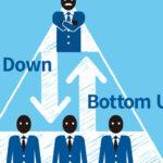 Projektmanagement Bottom Up