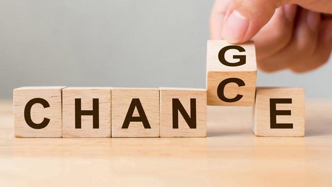 Projektmanagement Change